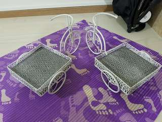 Dulang hantaran / bicycle tray