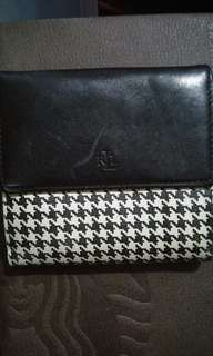 Checkered Wallet (authentic)