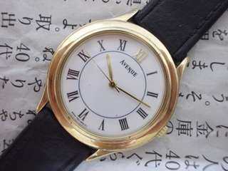 Original Seiko Avenue Gent Dress Watch