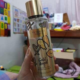Victoria's Secret Gold Angel Fragrance Mist