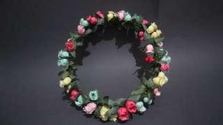 Flower Crown Pastel
