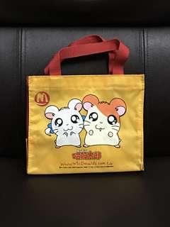 麥當勞 哈姆太郎 手提袋 便當袋