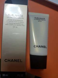 Chanel Sublimage LA  Protection UV 50spf