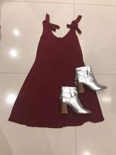 Item 33: Red dress