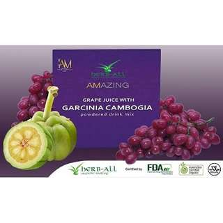 Garcinia Cambogia - Amazing Grape Juice