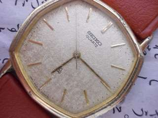 Vintage Seiko Dolce Gent Dress Watch