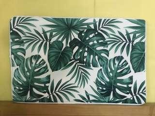 Plant Theme Anti-Slip Floor Mat