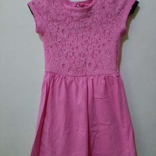 Carter dress for 4 to 5 years old