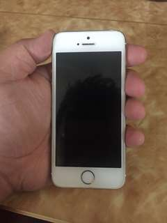 RUSH SELLING! iPhone 5S Gold, Factory Unlocked 16gb