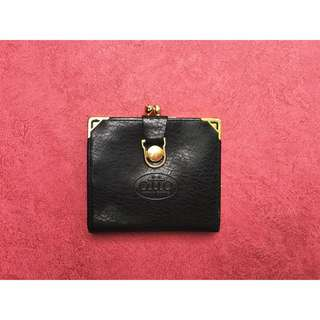 Otto World Goods Genuine Leather Wallet with Coin Purse