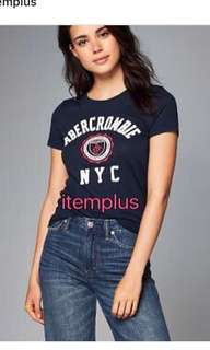 abercrombie & fitch anf tee tshirt