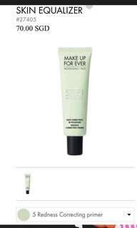 Makeup Forever Step 1 Skin Equalizer Green Primer