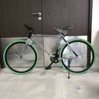 Adult racing bike - 24""