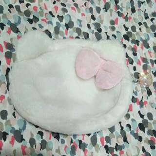 Auth Hello Kitty Pouch