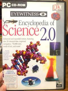 [EDUCATIONAL] Encyclopedia of Science