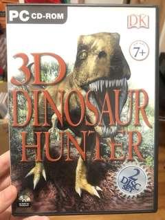 [EDUCATIONAL] 3D Dinosaur Hunter