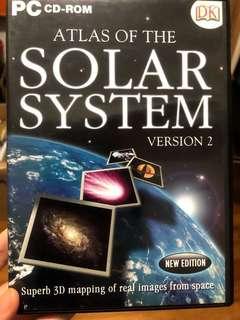 [EDUCATIONAL] Atlas of the Solar System
