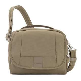 Pacsafe LS140 in Earth Khaki