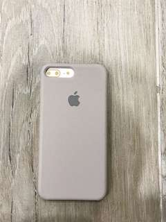 IPhone 7/8+ Nude Silicone Case