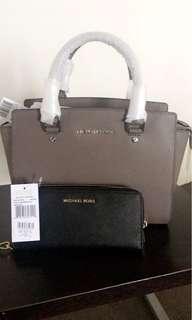 Brand new Michael Kors Bag and Wallet
