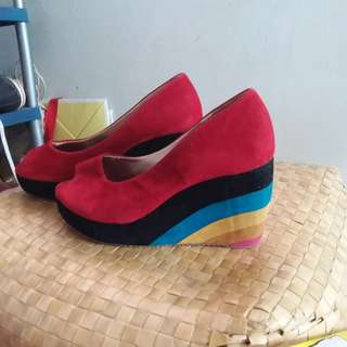 Stylish Wedge Shoes