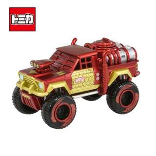 TOMICA多美小汽車 漫威 4WD越野車 原價250