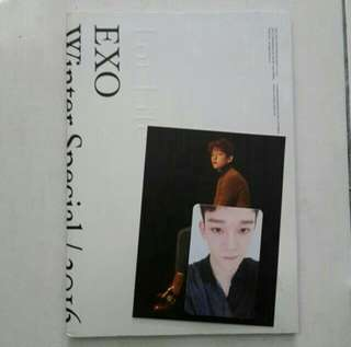WTS EXO ALBUMS