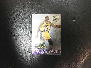1990s Magic Johnson NBA