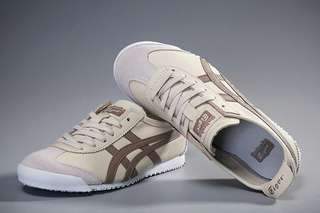 Authentic Onitsuka Tiger (Mexico 66) Ivory/ Taupe