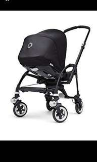 Bugaboo Bee Plus All Black limited edition