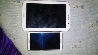 Samsung Galaxy Note 8.0 and Note 3