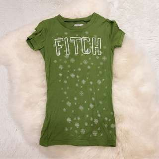 🚚 Abercrombie & Fitch A&F 短袖T恤