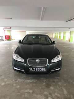 Jaguar xf 3.0A 2009 Luxury