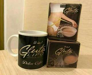 Gluta Lipo Detox Coffee
