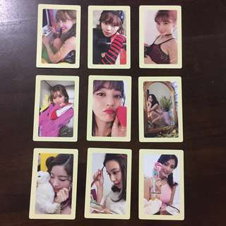 TWICETAGRAM PHOTOCARD