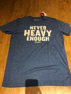 Reebok men's crossfit t-shirt