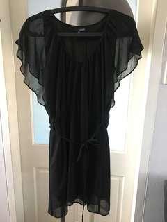 Ladakh Black Dress Size 6