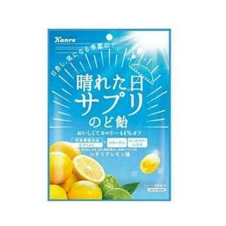 🚚 【現貨】夏季限定🔅低卡路里糖果-西西里檸檬🍋