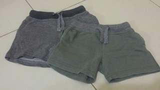 FOX 6-12Months Shorts
