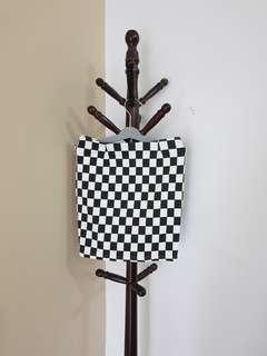 BW Checkers Skirt
