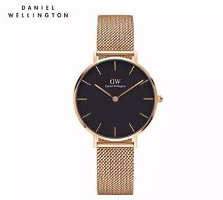 Daniel Wellington Watch 32mm petite stainless watches all colours avail