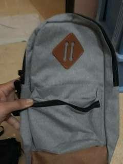 Grey Men's Bag