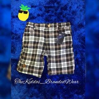 Max Flanel Short Pants
