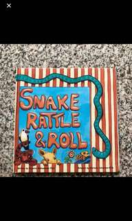Children Story Book - Snake Rattle & Roll