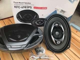 Kenwood 4way Car Speaker - KFC6983-PS