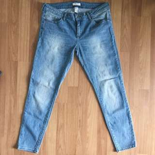 H&M denim jeans