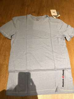 Reebok crossfit Men's tee M (light blue)