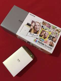 INSTAX SHARE SP-2 GOLD