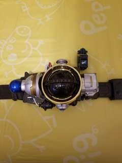 帽面超人 Kamen Rider Metero Belt