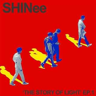 Shinee 6th Album: The Story Of Light Ep. 1